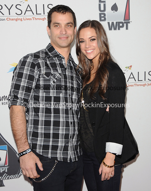 Johnathon Schaech at The World Poker Tour Celebrity Invitational Tournament held at The Commerce Casino in The City of Commerce, California on February 20,2010                                                                   Copyright 2010  DVS / RockinExposures