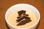 Chocolate Pudding Dessert, Town Hall Restaurant, San Francisco, California