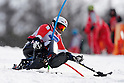 PyeongChang 2018 Paralympics: Alpine Skiing: Men's Slalom Standing Run2