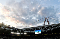 A general view of the stadium during the Serie A 2021/2022 football match between Juventus FC and Empoli Calcio at Allianz stadium in Torino (Italy), August 28th, 2021. Photo Andrea Staccioli / Insidefoto