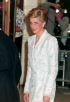 ARCHIVE: LONDON, UK:  c. 1989: HRH Diana, Princess of Wales.<br /> File photo © Paul Smith/Featureflash