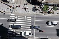 Campinas (SP), 09/06/2020 - Comercio - Aumento de movimento de pessoas nas ruas apos a abertura do comercio no centro de Campinas, interior de São Paulo, na tarde desta terça-feira (9).