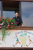 Europe/France/Rhône-Alpes/74/Haute-Savoie/Bossey: restaurant: La Ferme de l'Hospital -  Jérôme Bureau,  [Non destiné à un usage publicitaire - Not intended for an advertising use]