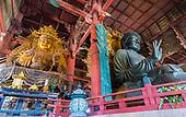 Nara - temple Todai-ji