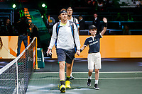 Rotterdam, The Netherlands, 15 Februari 2020, ABNAMRO World Tennis Tournament, Ahoy,<br /> Men's Doubles Final: Henri Kontinen (FIN) and Jan-Lennard Struff (GER).<br /> Photo: www.tennisimages.com