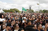SÃO PAULO, SP 20.06.2019: MARCHA PARA JESUS-SP - A 27ª edição da Marcha Para Jesus, maior evento cristão do mundo, acontece nesta quinta-feira, 20 na  zona norte da capital paulista. O evento contou com participação de bandas, cantoras e cantores do segmento gospel. (Foto: Ale Frata/Código19)