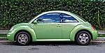 Automóvel  Volkswagem Beetle. Foto de Manuel Lourenço.