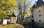 Oesterreich, Salzburger Land, Lungau, Bezirk Tamsweg, Gemeinde Unternberg: Schloss Moosham | Austria, Salzburger Land, Lungau, district Tamsweg, Unternberg: Moosham Castle