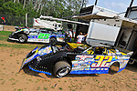 Aug 5, 2010; 3:30:17 PM; New Richmond, WI., USA; The 23rd Annual USA Nationals presented by U.S. Steel Corporation running a 50,000-to-win World of Outlaws Dirt Late Model Series sanctioned event at Cedar Lake Speedway.  Mandatory Credit: (thesportswire.net)