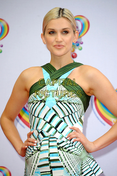LONDON, ENGLAND - JUNE 02: Ashley Roberts attends the Health Lottery Tea Party at The Savoy Hotel on June 2, 2014 in London, England.<br /> CAP/CJ<br /> ©Chris Joseph/Capital Pictures