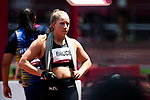 Lauren Bruce. New Zealand Athletics, Tokyo Olympics, Tokyo, Japan, Sunday 1 August 2021. <br /> Photo: Alisha Lovrich/Athletics NZ/www.bwmedia.co.nz