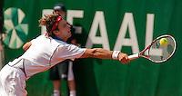 13-8-09, Den Bosch,Nationale Tennis Kampioenschappen, Kwartfinale,   Peter Lucasen