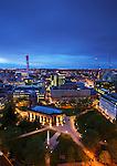 Birmingham Skyline for GBR Phoenix Beard