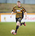 Alloa's Michael Doyle