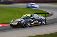 #3 JDX Racing, Porsche 991 / 2018, GT3P: Parker Thompson