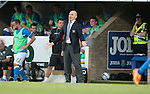 St Johnstone v FC Luzern...24.07.14  Europa League 2nd Round Qualifier<br /> Carlos Bernegger<br /> Picture by Graeme Hart.<br /> Copyright Perthshire Picture Agency<br /> Tel: 01738 623350  Mobile: 07990 594431
