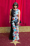© Licensed to London News Pictures . 16/05/2015 .  The Palace Hotel , Manchester , UK . JESSICA FOX . The red carpet at the 2015 British Soap Awards , The Palace Hotel , Oxford Road , Manchester . Photo credit : Joel Goodman/LNP
