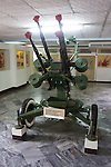 Anti Aircraft Gun, Invasion Museum - Giron Museum, Bay Of Pigs (1961)