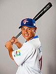 Chen, Yung-Chi of Team Chinese Taipei poses during WBC Photo Day on February 25, 2013 in Taichung, Taiwan. Photo by Victor Fraile / The Power of Sport Images