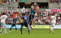 Saturday, 01 September 2012<br /> Pictured: Michu of Swansea<br /> Re: Barclays Premier League, Swansea City FC v Sunderland at the Liberty Stadium, south Wales.