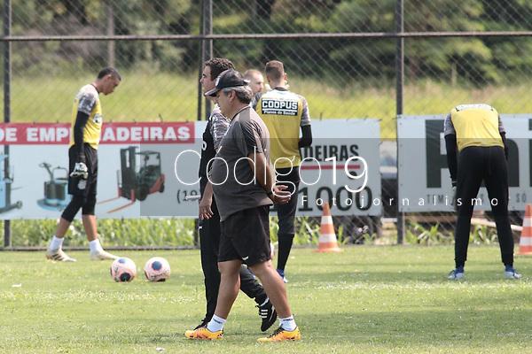 Campinas (SP), 07/01/2020 - Ponte Preta / Futebol - Gilson Kleina. A equipe da Ponte Preta treinou nesta terça-feira (7) no CT do Jd Eulina na cidade de Campinas (SP), e segue na quarta-feira (8) para Bragança Paulista (SP), onde fará pré-temporada de dez dias.