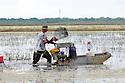 Crawfish farmers