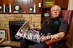 Tim Counihan from Tralee who has retired from Kelliher's Electrical after 61 years.