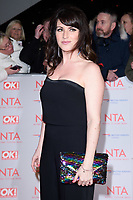 Laura Norton<br /> arriving for the National Television Awards 2018 at the O2 Arena, Greenwich, London<br /> <br /> <br /> ©Ash Knotek  D3371  23/01/2018