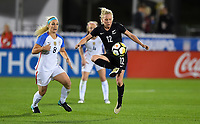Commerce City, CO - Friday September 15, 2017: Betsy Hassett during an International friendly match between the women's National teams of the United States (USA) and New Zealand (NZL) at Dick's Sporting Goods Park.