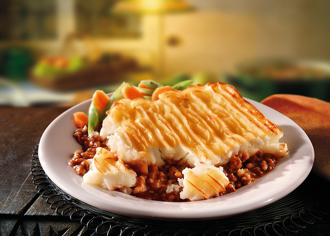 British Food - Cottage pie
