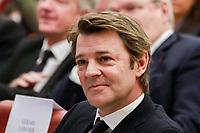 Francois Baroin - ASSEMBLEE DES DEPARTEMENTS DE FRANCE AVEC LES CANDIDATS A L'ELECTION PRESIDENTIELLE