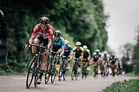 Jens Keukeleire (BEL/Lotto-Soudal)<br /> <br /> Stage 5: Grenoble > Valmorel (130km)<br /> 70th Critérium du Dauphiné 2018 (2.UWT)