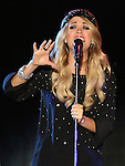 Carrie Underwood performs at the Lake Tahoe Outdoor Arena at Harveys in Stateline, Nev., on Friday, July 18. 2014.<br /> Photo by Cathleen Allison/Nevada Photo Source
