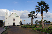 Kirche in Ponta do Sol, Santo Antao, Kapverden, Afrika