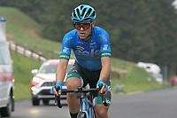 22nd May 2021, Monte Zoncolan, Italy; Giro d'Italia, Tour of Italy, route stage 14, Cittadella to Monte Zoncolan; 112 ALBANESE Vincenzo ITA