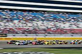 #78: Martin Truex Jr., Furniture Row Racing, Toyota Camry 5-hour ENERGY and #88: Alex Bowman, Hendrick Motorsports, Chevrolet Camaro Valvoline