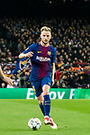 Ivan Rakitic of FC Barcelona in action during the UEFA Champions League 2017-18 Round of 16 (2nd leg) match between FC Barcelona and Chelsea FC at Camp Nou on 14 March 2018 in Barcelona, Spain. Photo by Vicens Gimenez / Power Sport Images