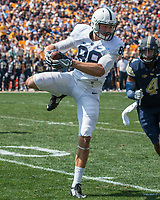 Penn State tight end Mike Gesicki. The Pitt Panthers defeated the Penn State Nittany Lions 42-39 at Heinz Field, Pittsburgh, Pennsylvania on September 10, 2016.