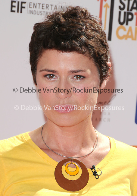 Maura Tierney at Stand Up to Cancer held at Sony Picture Studios in Culver City, California on September 10,2010                                                                               © 2010 Hollywood Press Agency