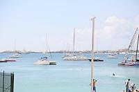 Pelican Beach im niederländischen Teil von St. Maarten