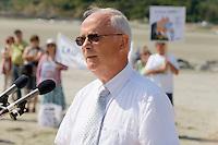 Rene ROPARTZ, maire de Saint-Michel-en-Greves