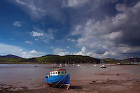 Kippford and the Rough Firth, Dumfries and Galloway