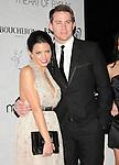 "Jenna Dewan & Channing Tatum at Art of Elysium 3rd Annual Black Tie charity gala '""Heaven"" held at 990 Wilshire Blvd in Beverly Hills, California on January 16,2010                                                                   Copyright 2009 DVS / RockinExposures"