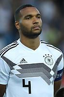 Jonathan Tah of Germany looks on<br /> Udine 17-06-2019 Stadio Friuli <br /> Football UEFA Under 21 Championship Italy 2019<br /> Group Stage - Final Tournament Group B<br /> Germany - Denmark<br /> Photo Cesare Purini / Insidefoto