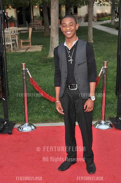 Justin Martin at the Los Angeles premiere of The Soloist at Paramount Theatre, Hollywood. .April 20, 2009  Los Angeles, CA.Picture: Paul Smith / Featureflash
