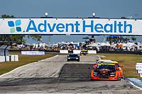 #51: COPELAND MOTORSPORTS Hyundai Veloster N TCR, TCR: Mason Filippi, AJ Muss
