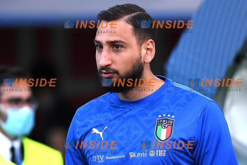 Gianluigi Donnarumma<br /> Uefa European friendly football match between Italy and Czech Republic at stadio Renato Dall'Ara in Bologna (Italy), June, 4th, 2021. Photo Image Sport / Insidefoto
