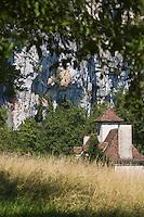 Europe/France/Midi-Pyrénées/46/Lot/Saint-Cirq-Lapopie:  Maison éclusière à l'écluse de Ganil - Les Plus Beaux Villages de France