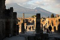01.01.2017 - Visiting Pompeii