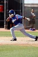 Andres James  -Texas Rangers - 2009 spring training.Photo by:  Bill Mitchell/Four Seam Images